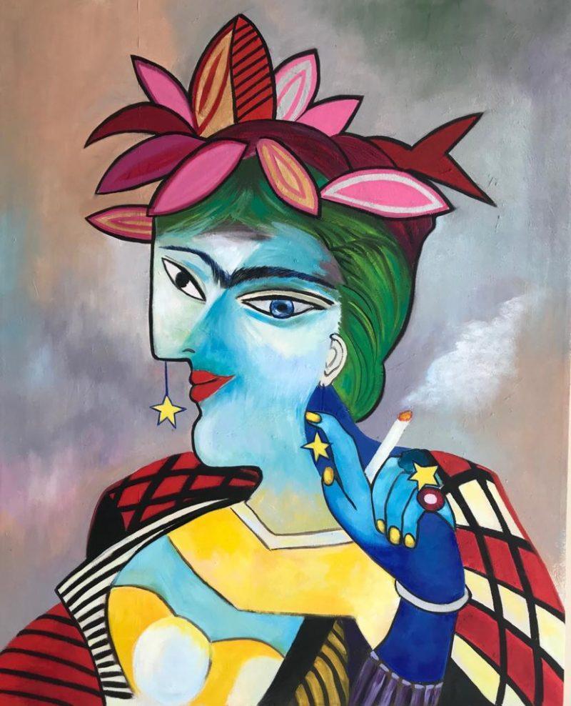 Frida Khalo Picasso