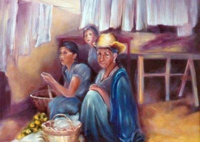 Indigenas de Zongolica