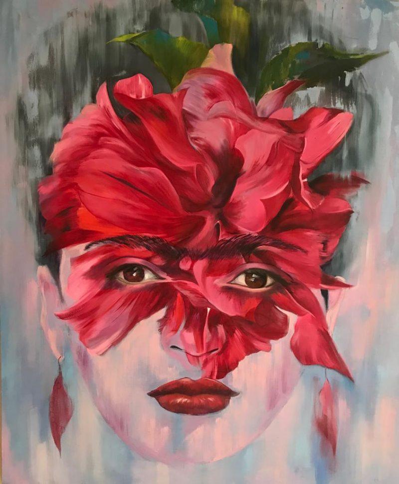 retratos al óleo