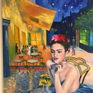 Frida Van Gogh